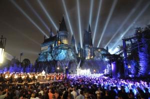 Apertura del parco di divertimenti dedicato alla storia di Harry Potter