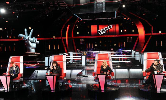 TV: ECCO THE VOICE, MA NON CHIAMATELO TALENT SHOW