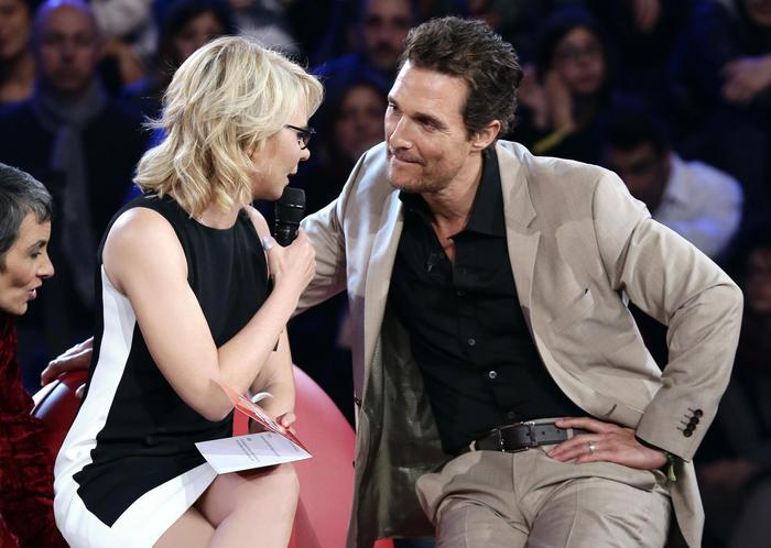 Tv: Mediaset; 'Amici', Matthew McConaughey giurato d'onore