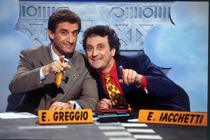 Tv: Enzo Iacchetti da domani con Greggio torna a Striscia