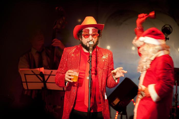Musica: concerto di Natale 'swing' per Vinicio Capossela
