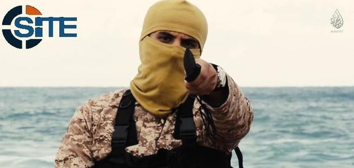 Isis: in ultimo video boia ha accento nord americano