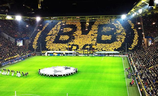 Borussia-Juventus-Champions