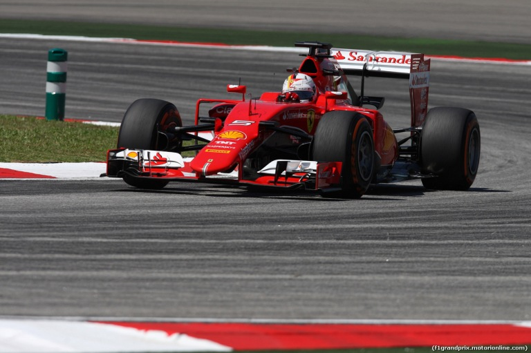 Malaysian Grand Prix, Sepang 26 - 29 March 2015