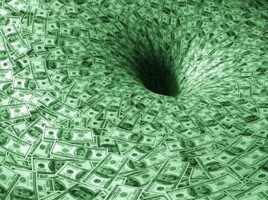 finance black hole