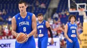 Berlino Berlin Eurobasket 2015 Group B Italia Serbia 10.09.2015 Nella foto: Danilo Gallinari Foto Ciamillo